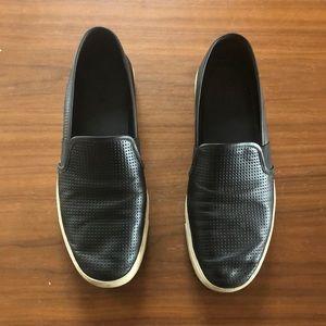 Black Vince Sneakers